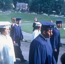 Image of 2009.128.10 - Dick Mallett's Bethesda-Chevy Chase Graduation, 1963