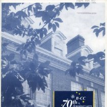 Image of 2009.135.05 - Bethesda-Chevy Chase High School 70th Anniversary Program