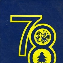 Image of 2009.139.05 - 1978 BCC Pine Tree Yearbook