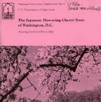 Image of 2009.2086.71 - The Japanese Flowering Cherry Trees of Washington, D.C.