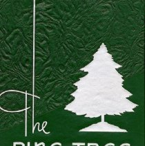 Image of 2009.2002.01 - 1955 BCC Pine Tree Yearbook