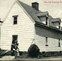 Image of 2009.2083.03 - The Old Spinning House, Mt. Vernon