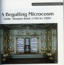Image of 2009.2086.09 - A Beguiling Microcosm: Dolls' Houses from 1700-1850