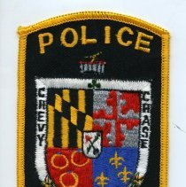 Image of 2009.2086.56 - Police Department patch