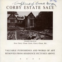 Image of 2009.2086.78 - Corby Estate Sale catalogue