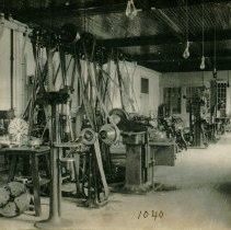 Image of 2009.2086.93 - A view of the machine shop