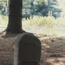 Image of 2009.2091.02 - District of Columbia Boundary Stone #7
