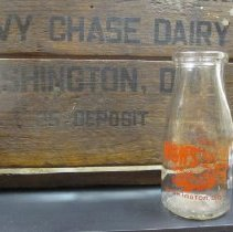 Image of High's milk bottle