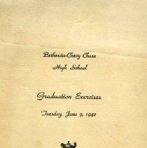 Image of 2010.04.09 - Graduation Exercises, Tuesday, June 9, 1942