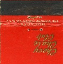 Image of 2010.09.03 - Matchbook Cover