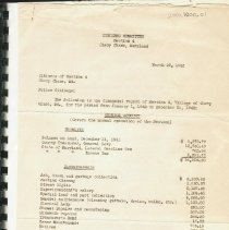 Image of 2010.1000.01 - Town business of Section 4, 1943-1969
