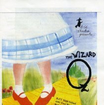 Image of 2010.18.02 - B-CC High School Theater Presents The Wizard of Oz
