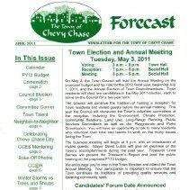 Image of 2011.06.05 - Forecast, Newsletter
