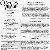 Image of 2012.02.07 - Crier, Newsletter