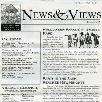 Image of News & Views October 2012