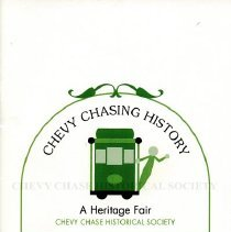 Image of Chevy Chase History: A Heritage Fair