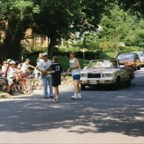 Image of 400.13.08 - Town of Chevy Chase July 4  Parade and Picnic, 1995