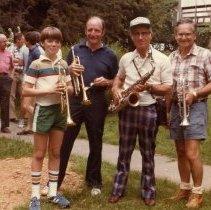 Image of Saxophonists