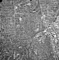 Image of 400.48.02 - Aerial View of Chevy Chase and Bethesda