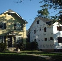 Image of 400.60.03 - Town of Chevy Chase House Demolition and Construction, 2002-2004