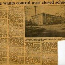 Image of 400.78.06 - Leland Junior High School June 1983 - December 1983