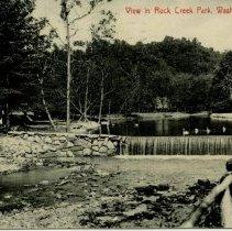 Image of View in Rock Creek, M.E. Brooke