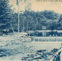 Image of 500.02.10 - View of Rock Creek Park, Washington, DC