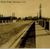 Image of Connecticut Avenue Bridge, M.E. Brooke