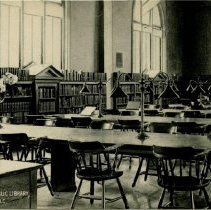 Image of 500.02.58 - Reading Room, Public Library