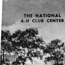 Image of 500.11.01 - The National 4-H Club Center