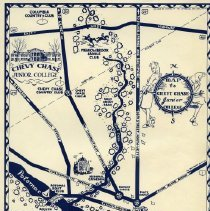 Image of 500.14.10 - Map to Chevy Chase Junior College