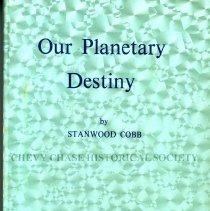 Image of 2014.31.04 - Our Planetary Destiny