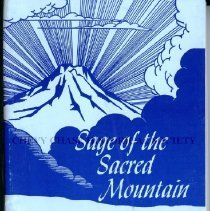 Image of Sage of the Sacred Mountain: A Gospel of Tranquility