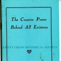 Image of 2014.31.11 - The Creative Power Behind All Existence