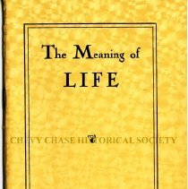 Image of 2014.31.14 - The Meaning of Life