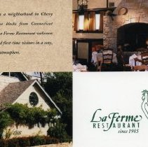 Image of 500.15.14 - La Ferme Restaurant