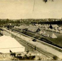 Image of 500.34.03 - Nat'l. Serv. School, Chevy Chase, Md.