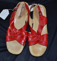 Image of 1996.081.0303ab - Shoe