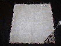 Image of 1998.045.0162 - Handkerchief