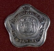 Image of Badge, Fire - 00.2446