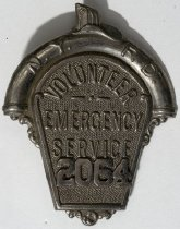 Image of Badge, Fire - 00.2651