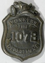 Image of Badge, Fire - 00.4061