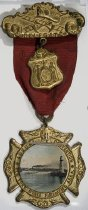 Image of Medal, Commemorative - 00.4573