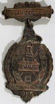 Image of Medal, Fraternal - 00.4620