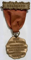 Image of Medal, Commemorative - 00.4631