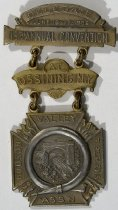 Image of Medal, Commemorative - 08.185