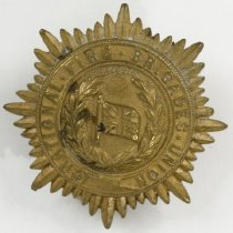 Image of Badge, Fire - 09.128