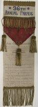 Image of Ribbon, Commemorative - 09.087.73