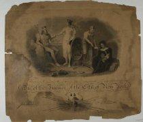 Image of Certificate, Membership - 2012.1134