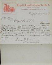 Image of Correspondence - 2014.1906